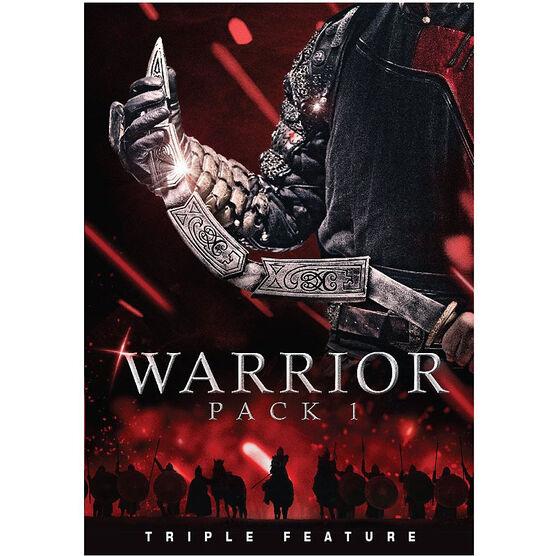 Warrior - Pack 1 - DVD