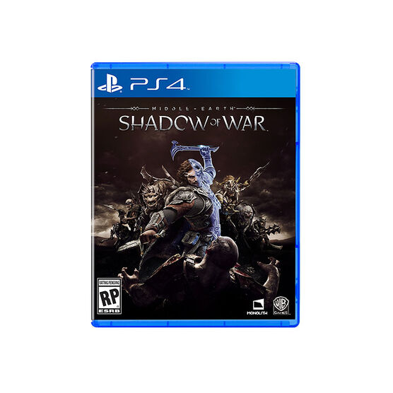 PS4 Middle Earth - Shadow of War