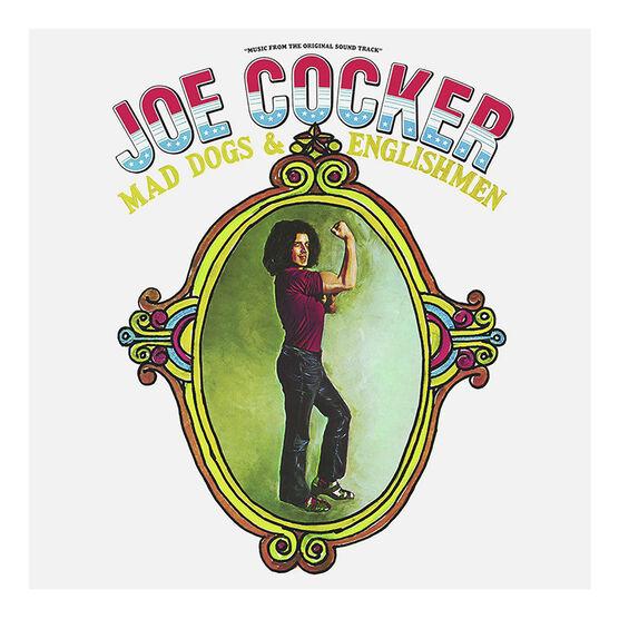 Joe Cocker - Mad Dogs and Englishmen - Vinyl