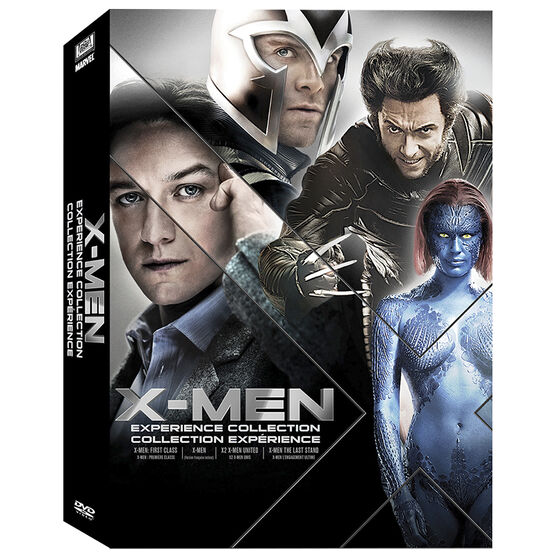 X-Men Experience Collection - DVD