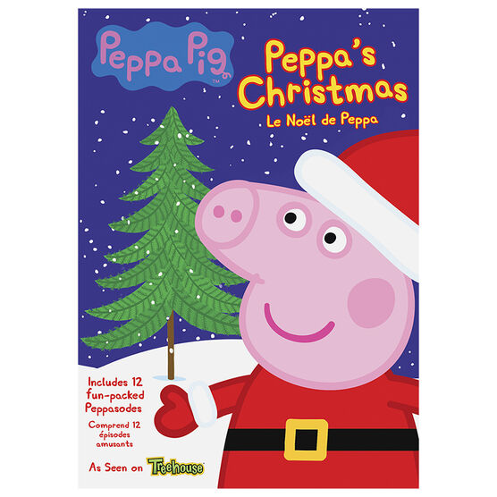 Peppa Pig: Peppa's Christmas - DVD