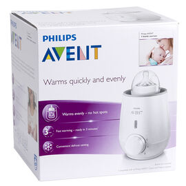 Avent Fast Bottle Warmer - SCF355/00