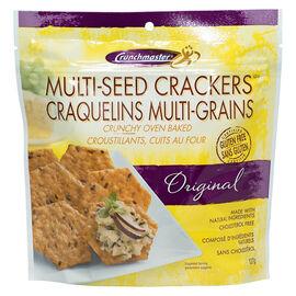 Crunchmaster Multi-Seed Crackers - Original - 127g
