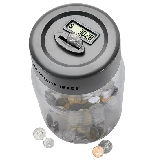 Perfect Solutions Digital Coin Bank - ST3669LD17
