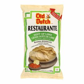 Old Dutch Restaurante - Sea Salt & Lime - 310g