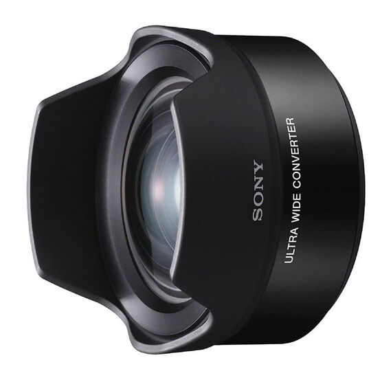 Sony E Ultra Wide Converter - Black - VCLECU2