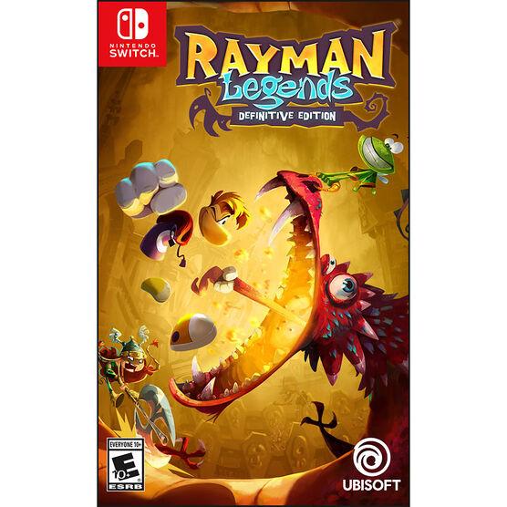 Nintendo Switch Rayman Legends