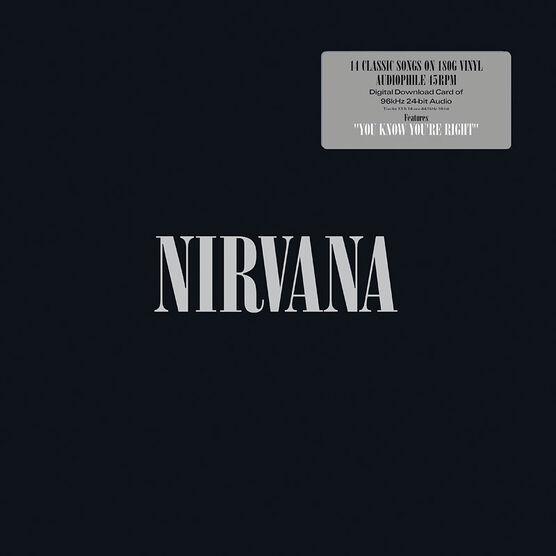 Nirvana - Nirvana - 2 LP Vinyl