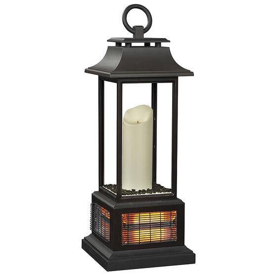 Indoor/Outdoor Lantern Heater - Bronze - 10ILH300-0
