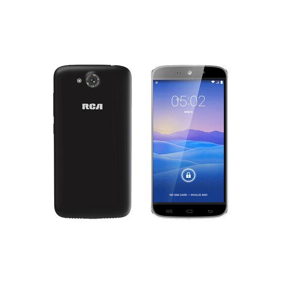 "RCA 5.5"" Android Smartphone - Black - RLTP5567BLACK"