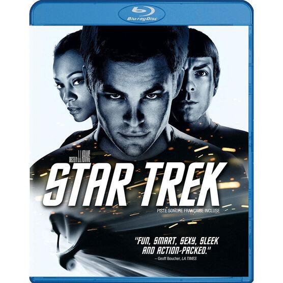 Star Trek (2009) - Blu-ray