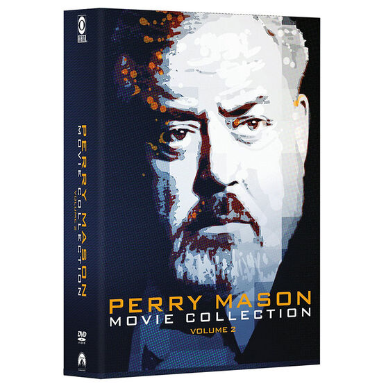 Perry Mason Movie Collection: Volume 2 - DVD