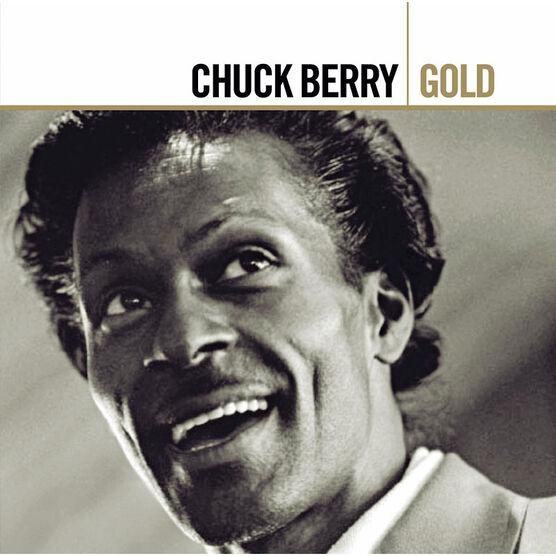 Chuck Berry - Gold - CD