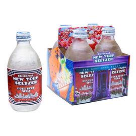 New York Seltzer - Root Beer - 4 x 296ml