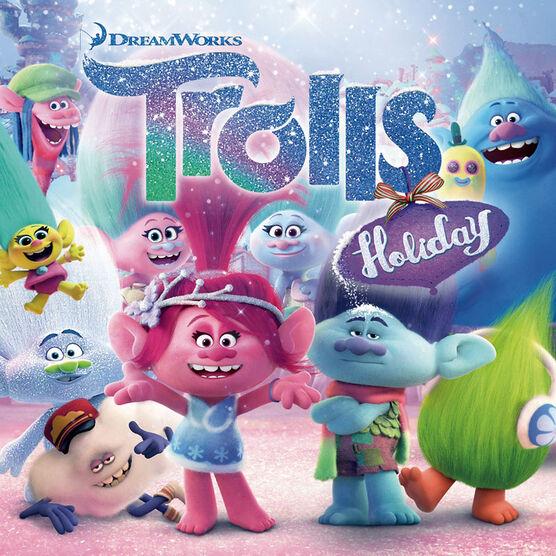 Various Artists - Trolls Holiday - CD