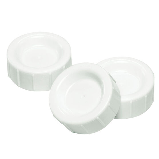 Dr. Brown's Travel Caps - 3 pack - 630