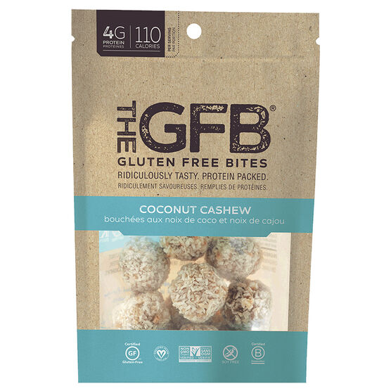 The Gluten Free Bites - Coconut Cashew - 113g