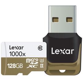 Lexar Professional 1000X Micro SDXC Card - 128GB - LSDMI128CBNL1000R