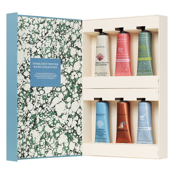 Crabtree & Evelyn Indulgent Winter Hand Collection - 6 piece