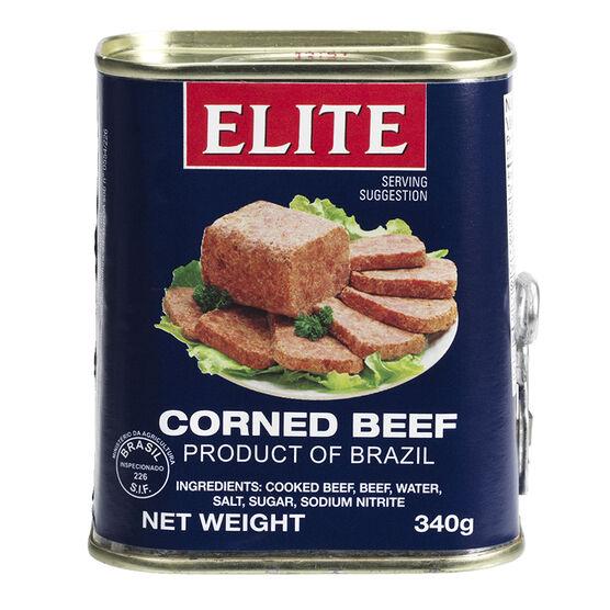 Elite Corned Beef - 340g