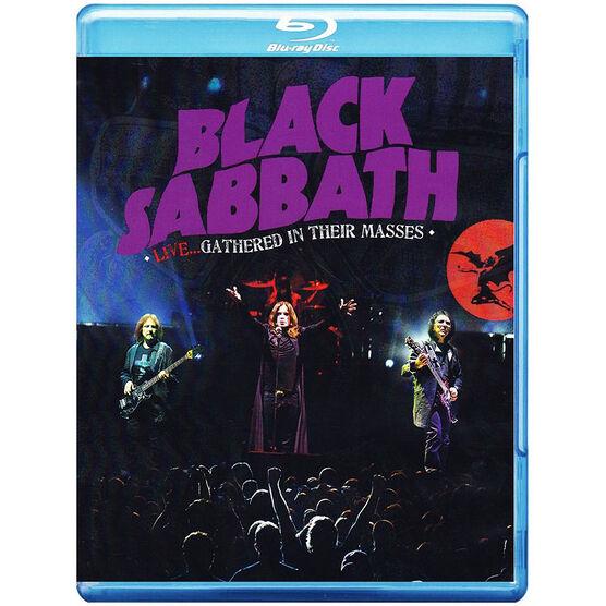 Black Sabbath - Live... Gathered In Their Masses - Blu-ray