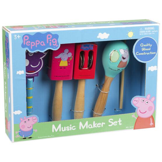 Peppa Pig Music Maker Set