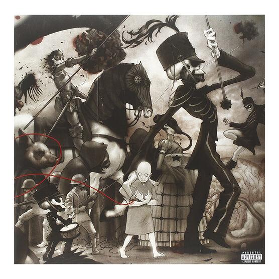 My Chemical Romance - The Black Parade - Vinyl