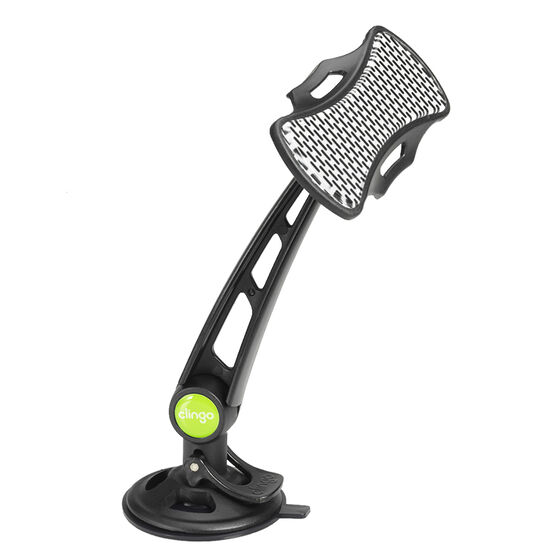 Clingo Universal Hands-Free Mobile Mount - Green/Black