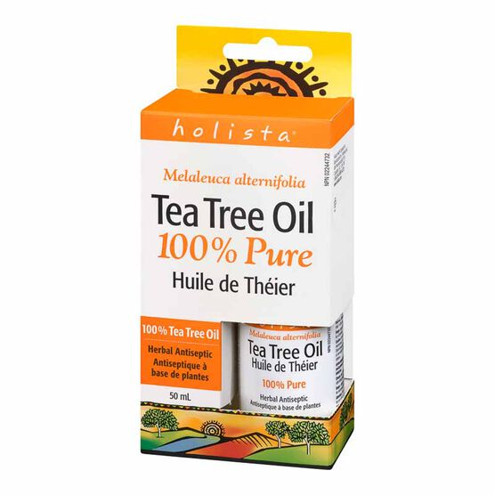 Holista Tea Tree Oil 100% - 50ml