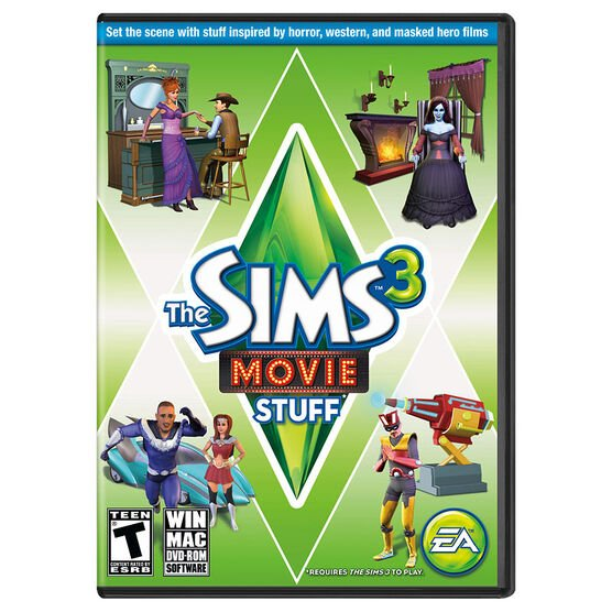 The Sims 3: Movie Stuff