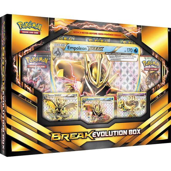Pokémon Break Evolution Box