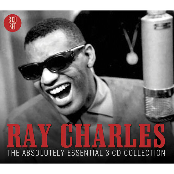 Ray Charles - The Absolutely Essential 3 CD Collection - 3 CD
