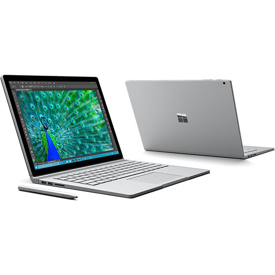 Microsoft Surface Book I5 256GB 13.5inch - Silver - SX3-00001