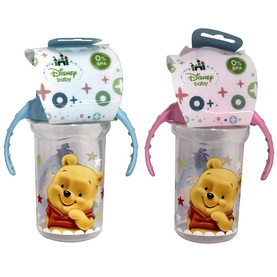 Winnie the Pooh Training Sippy Bottle - Assorted