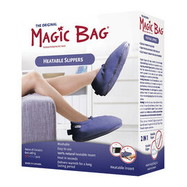Magic Bag Slippers - Medium