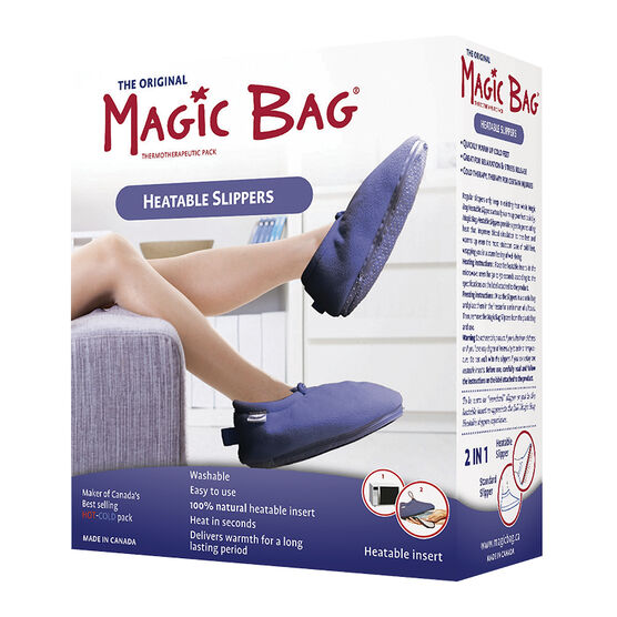 Magic Bag Slippers - Medium