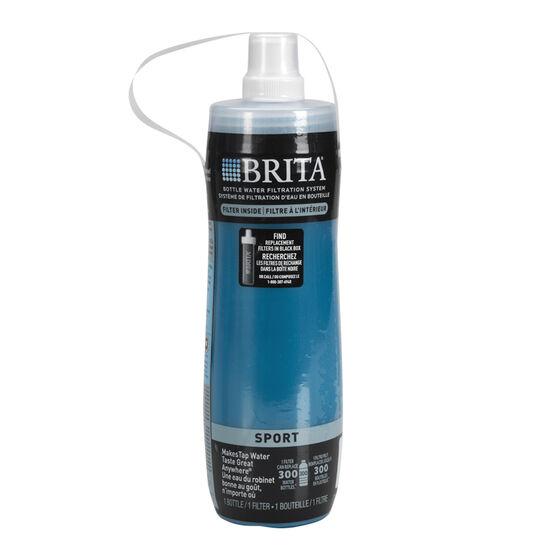 Brita Sports Bottle - Turquoise - 590mL