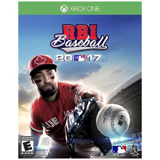 XBOX One RBI Baseball 2017