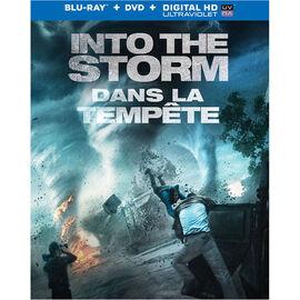 Into the Storm - Blu-ray + DVD + Digital HD