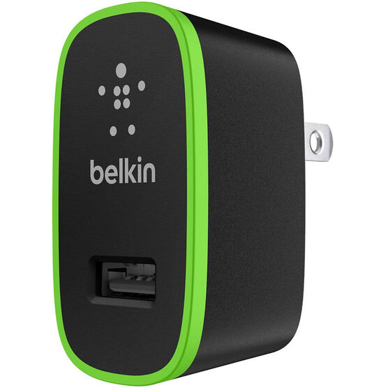 Belkin 10X Home Charger - Black - F8J052TTBLK