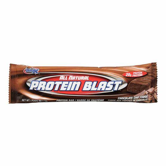 Protein Blast Bar - Chocolate Chip Fudge - 72g