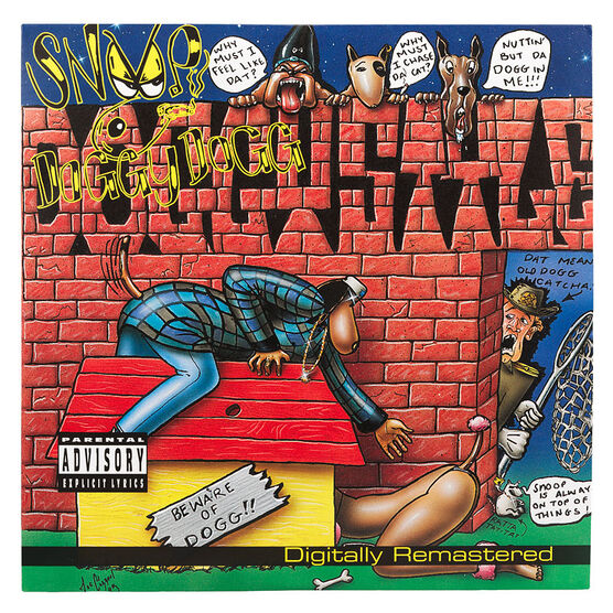 Snoop Doggy Dogg - Doggystyle - Vinyl