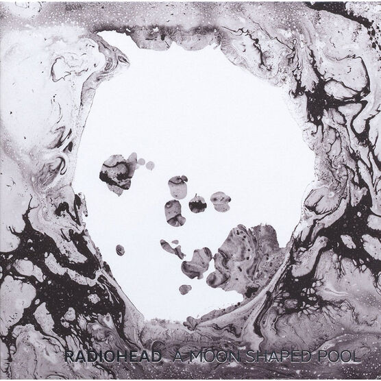 Radiohead - A Moon Shaped Pool - 2 LP Vinyl