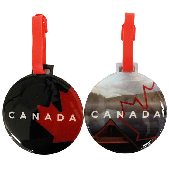 My Tagalongs Canadiana Luggage Tags - 54076