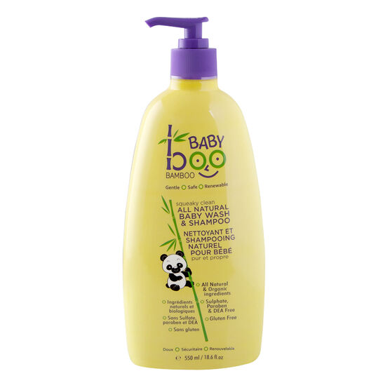 Baby Boo Baby Wash & Shampoo - 550 ml