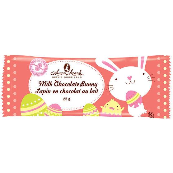 Laura Secord Bunny Milk Chocolate Bar - 25g