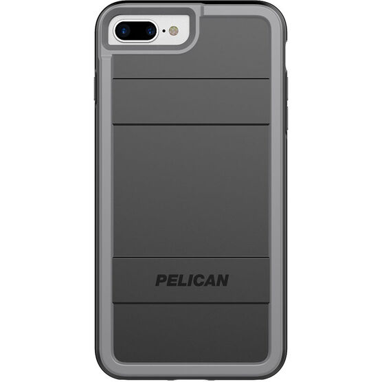 Pelican Pro Case for iPhone 7 Plus - Black/Grey - PNIP75PROBKGR