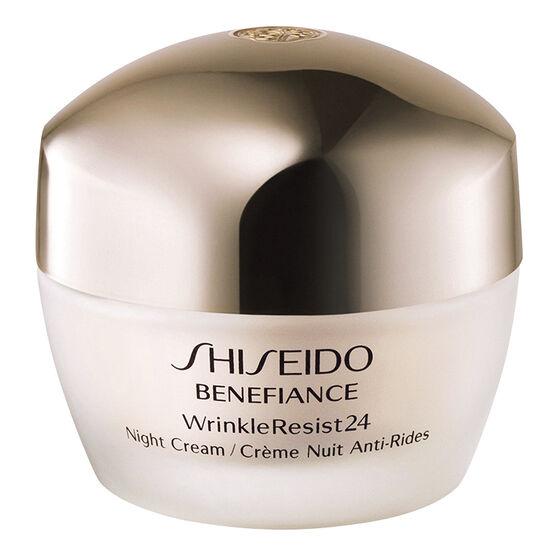 Shiseido Benefiance Wrinkle Resist 24 Night Cream - 50ml