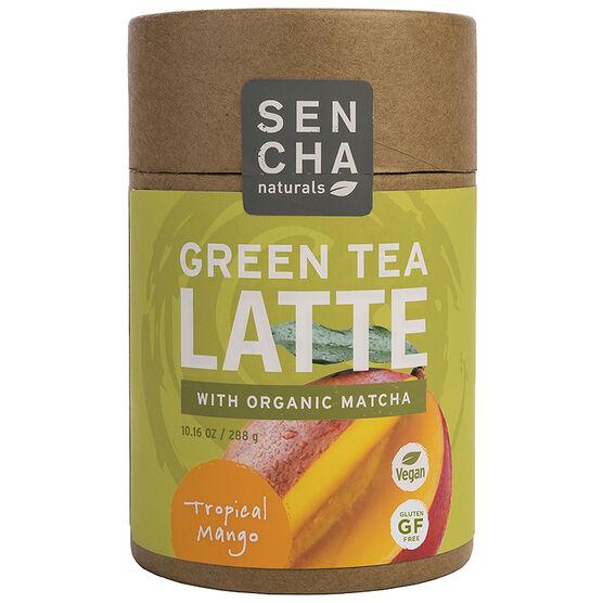 Sencha Naturals Green Tea Latte - Tropical Mango - 288g