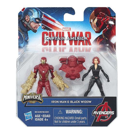 Captain America Team VS Team - Assorted